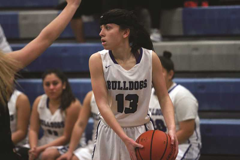 Girls basketball: Bulldogs fall at home to Crescent Valley