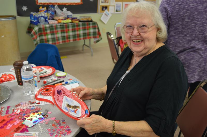Veterans to get heartfelt gesture in time for Valentine's Day