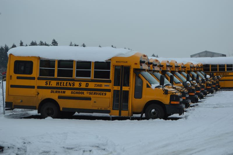 Snow days force school districts to reconsider calendars