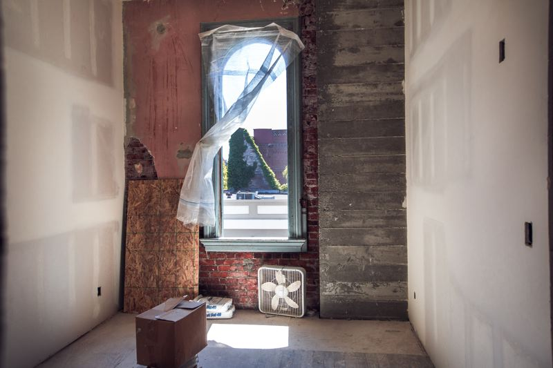 SUBMITTED: THE SOCIETY HOTEL - The Society Hotel, 203 N.W. Third Ave., recently underwent a full renovation that included seismic retrofitting.