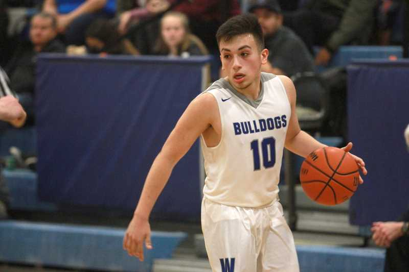 Boys basketball: Woodburn rally falls short in 52-47 loss to Silverton