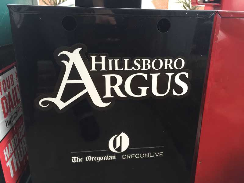 The Washington County Argus, formerly the Hillsboro Argus, plans to cease publication in late March, sources tell Pamplin Media Group.