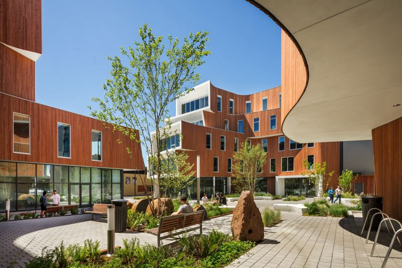 SUBMITTED: HOLST ARCHITECTURE - Holsts signature projects include the 2015 One North building.