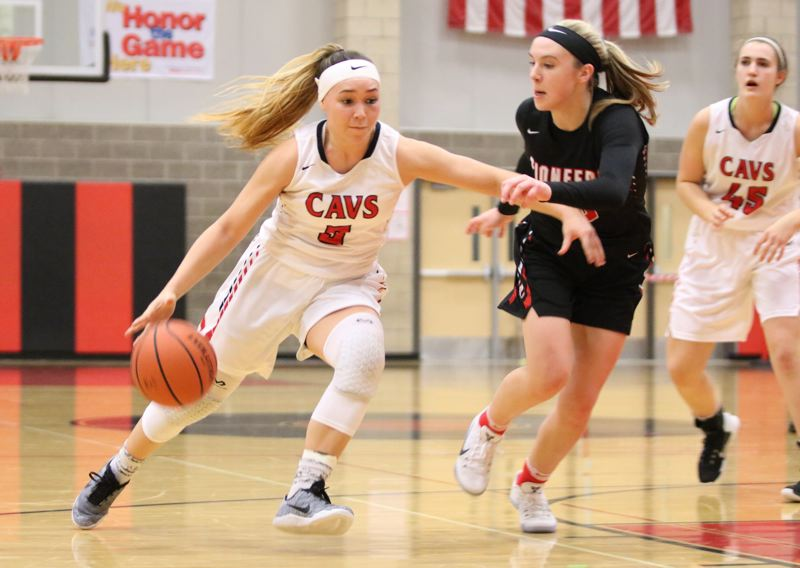 Clackamas girls 'finally' subdue Oregon City, 62-60