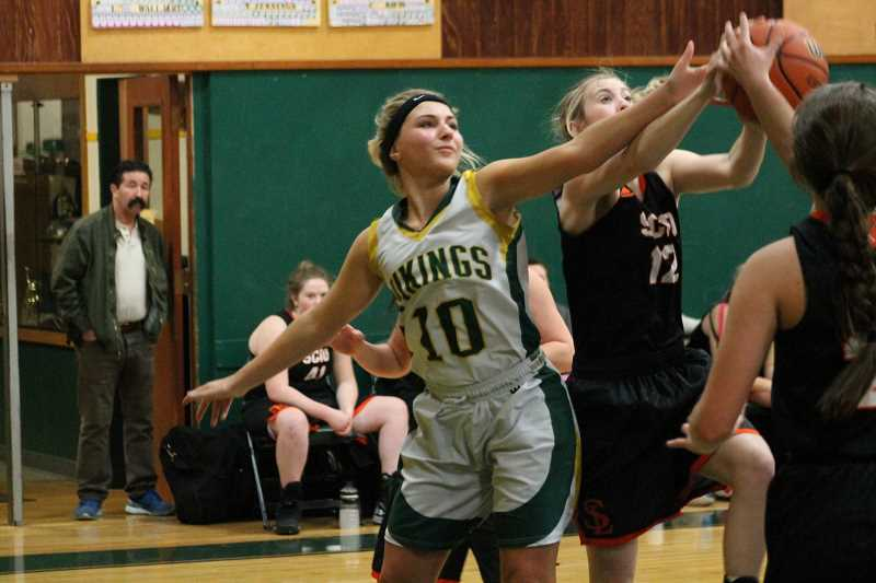 Lady Viks lose last three PacWest Conference games, move to 6-10, 2-4