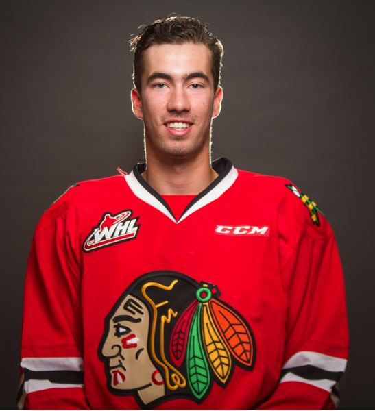 COURTESY: PORTLAND WINTERHAWKS - Hawks goalie Cole Kehler made 46 saves to help Portland win 4-1 at Everett on Friday night.