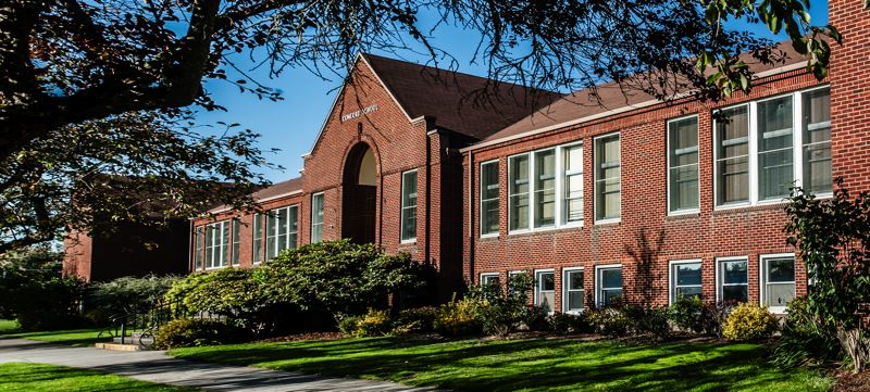 North Clackamas Parks may acquire Concord Elementary, give up Hood View Park to North Clackamas School District