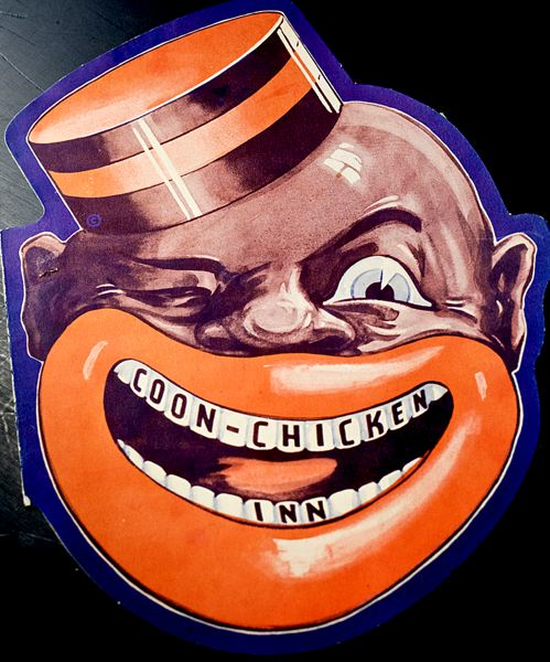 COURTESY PHOTO - A menu from the Coon Chicken Inn.