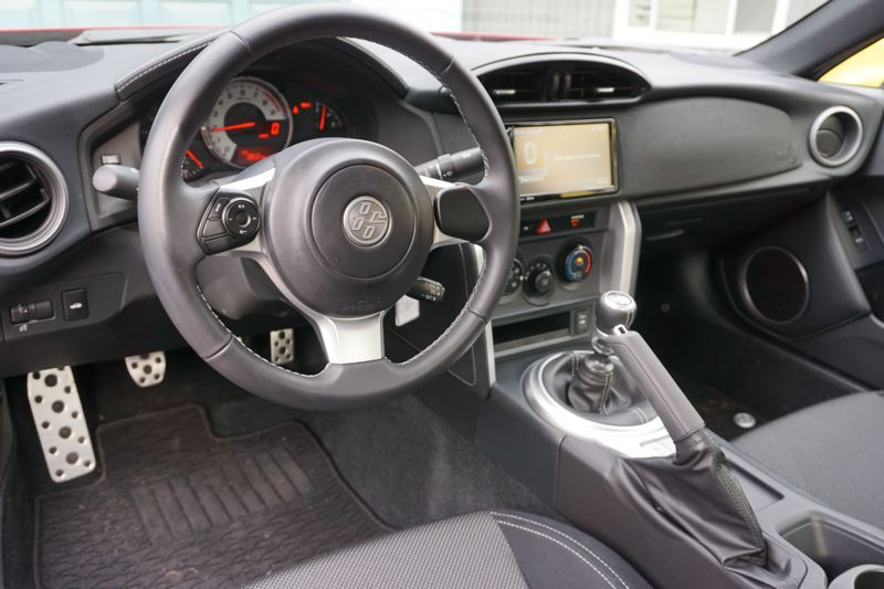 PORTLAND TRIBUNE: JEFF ZURSCHMEIDE - The 2017 Toyota 86 offers such high tech features as a 7-inch Pioneer touchscreen interface with smart phone app integration and hands-free phone support, Toyota's Star Safety System, including stability and traction controls, a rear view camera, and smart stop technology for forward collision mitigation.