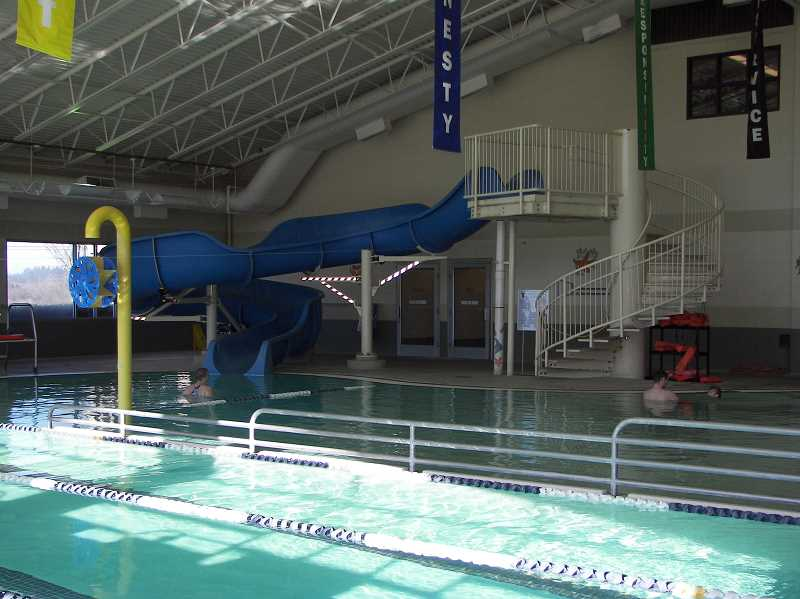 FILE PHOTO COURTESY OF SHERWOOD FAMILY YMCA - A consultant said if capital improvements are made to the YMCA, and he strongly suggested anyone who runs the facility should consider them, a 25-meter lap pool could be one of them.