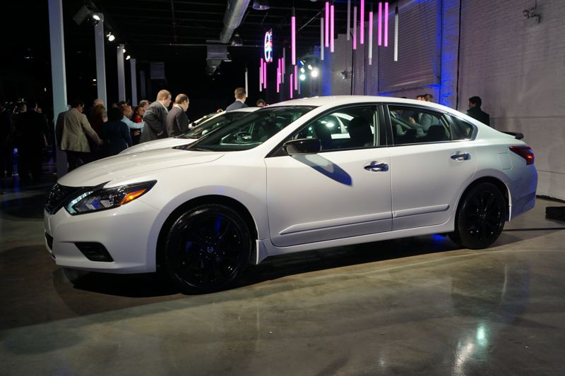 PORTLAND TRIBUNE: JEFF ZURSCHMEIDE - The 2017 Nissan Sentra Midnight Edition is the most affordable, at just $490 over the general MSRP of the vehicle. The Sentra Midnight Edition includes black 17-inch aluminum-alloy wheels, black mirror caps, black rear spoiler and available Midnight Edition floor mats.