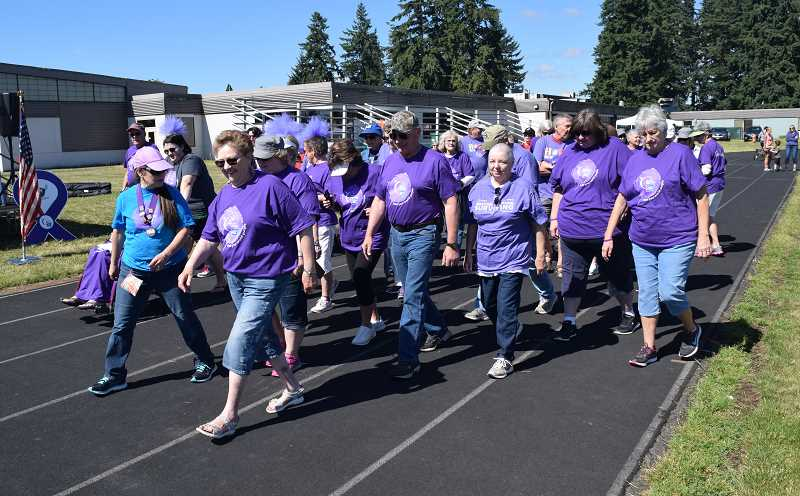 The kick-off event for this year's Relay for Life of Canby is Monday, Feb. 13, at Backstrop Bar & Grill.