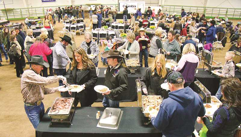TIM SATTERFIELD/SPECIAL TO THE CENTRAL OREGONIAN