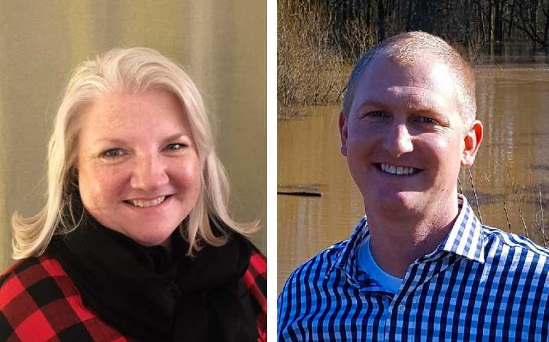 With incumbent Erik Seligman not running for re-election, newcomers Jaci Spross and Kevin Currin Smith will go head-to-head in Position 6 this May.