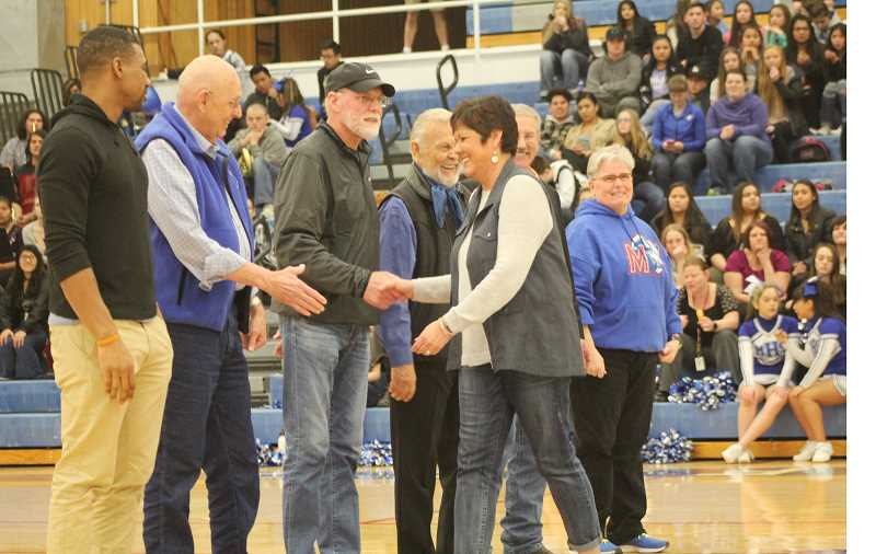 Madras athletes inducted into Hall of Fame