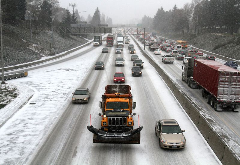 The environmental case against using salt to clear frozen roads