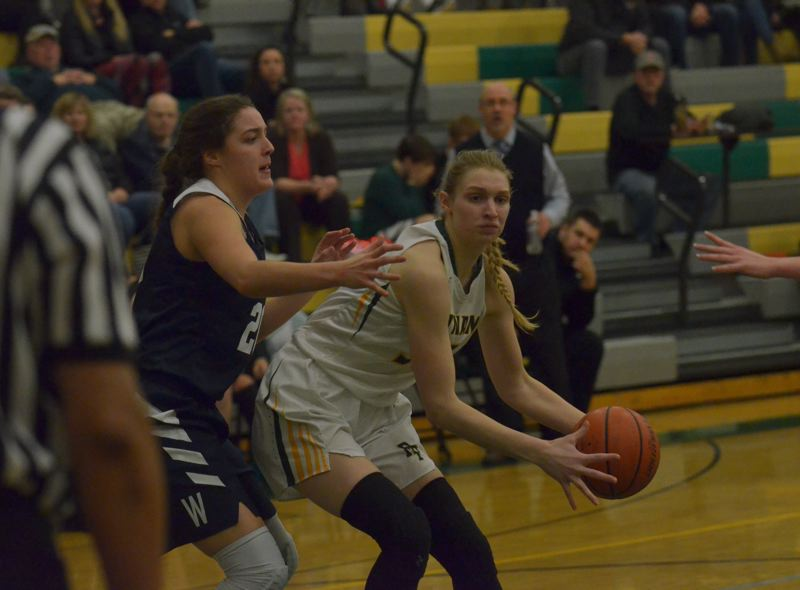 Girls basketball: Putnam seizes third place in league with win over Wilsonville