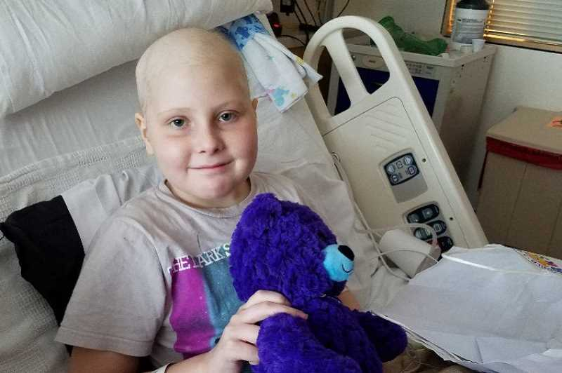 Fundraiser on medical costs for Canby girl