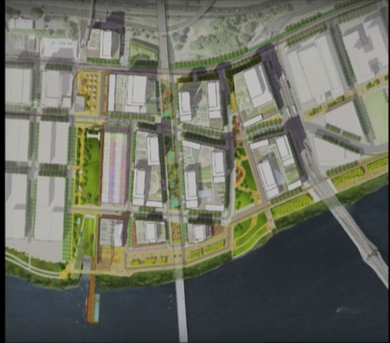 PAMPLIN MEDIA GROUP FILE PHOTOS - Zidell's recent partnership with PP&R plans parks for the South Waterfront District's future.