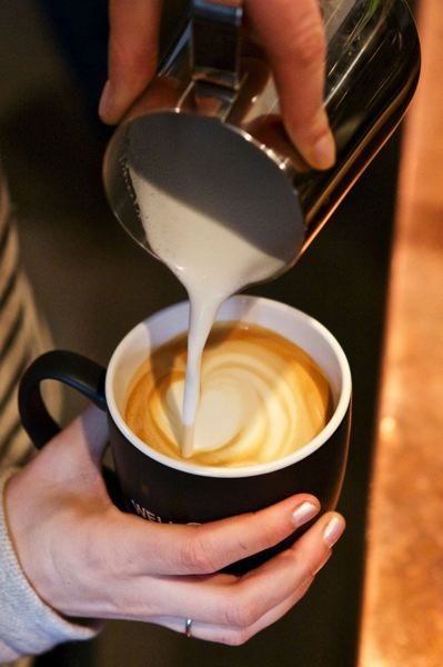 PMG FILE PHOTO - That latte could cost more if HB 2875 is approved. It was introduced 'anonymously' and would impose a tax on wholesale coffee beans.