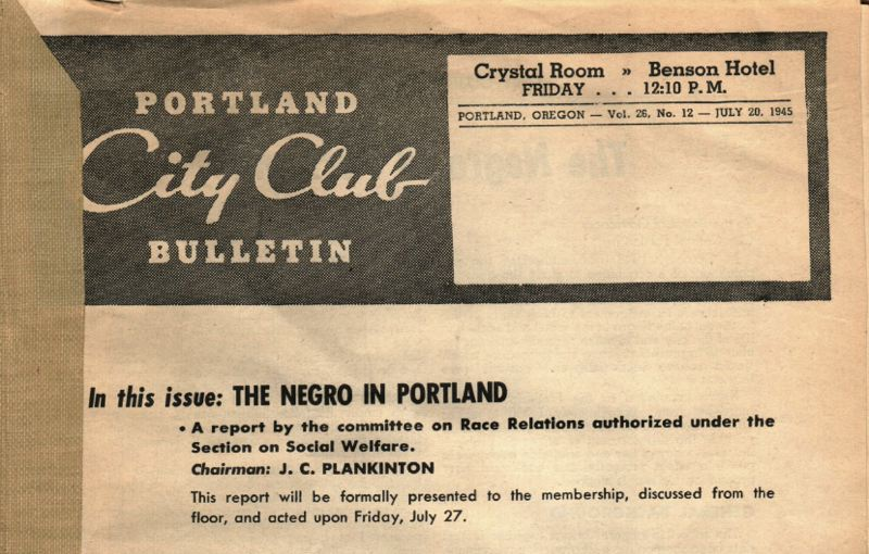Race and justice in Oregon: A timeline