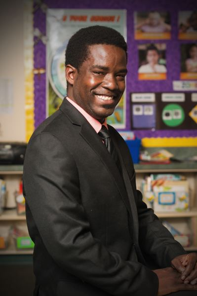 OUTLOOK PHOTO: JOSH KULLA - Centae Richards, director of equity and compliance at Reynolds School District, said Black History Month is still relevant even though more African-American history is incorporated into everyday curriculum.
