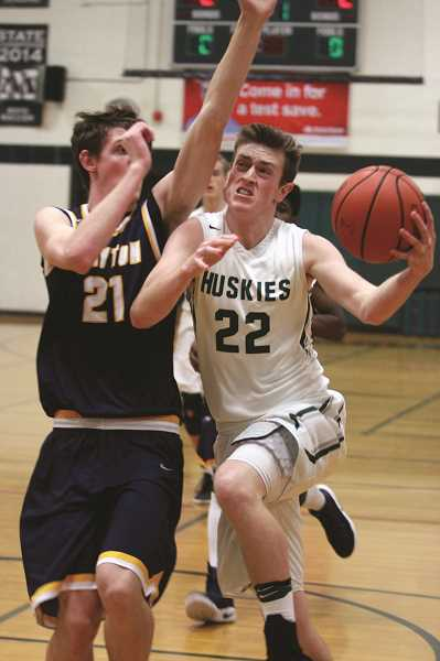 Boys basketball: No. 8 North Marion pulls away from Stayton in 72-52 victory