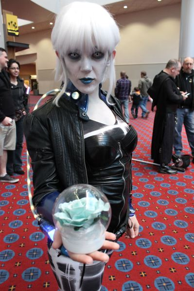 Creatures, creators gather at fifth Wizard World Comic Con