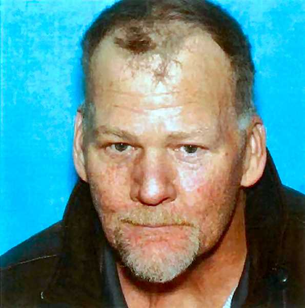 COURTESY OF PORTLAND POLICE BUREAU - Police say this man, 56-year-old Don Allan Perkins, displayed a realistic-looking replica firearm.