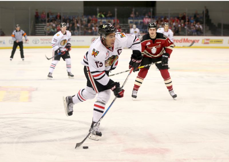 WHL: Hawks' Keegan Iverson Starts To Get His Mojo Back