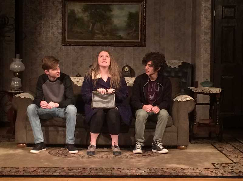 Sam Barlow High Theater  gets 'Lost in Yonkers'