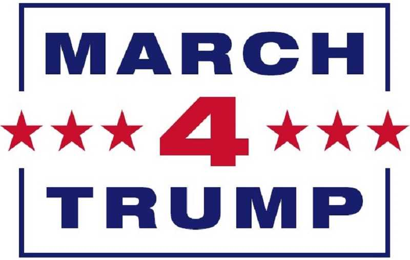 More than two dozen local 'March 4 Trump' events, including one in Lake Oswego, are planned in support of a March 4 gathering on the Capital Mall in Washington, D.C.