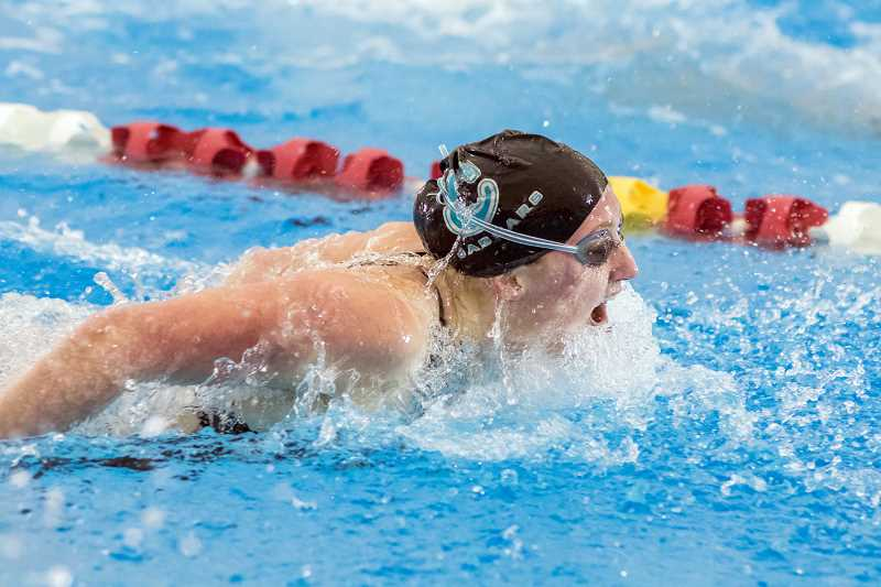 Century and Glencoe swimmers represent at state meet