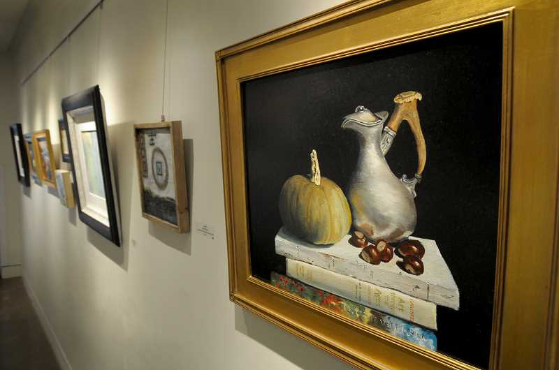 CCC showcases new local artists