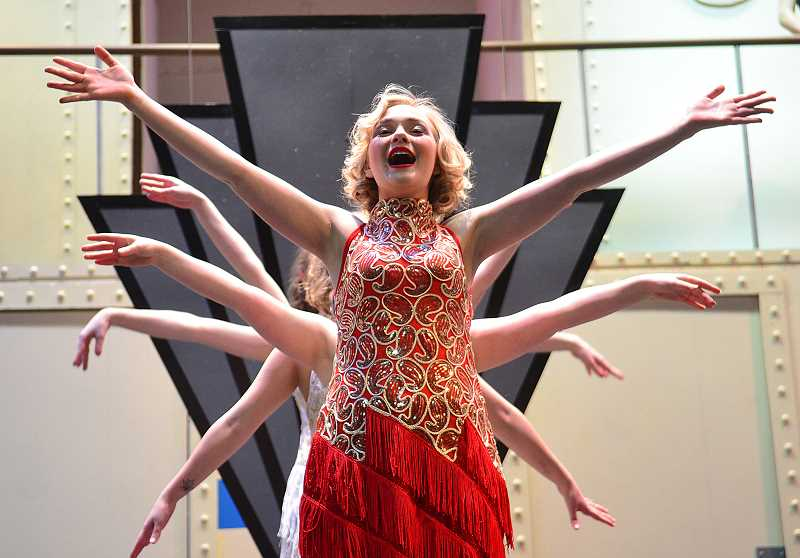 'Anything Goes' comes to Wilsonville High