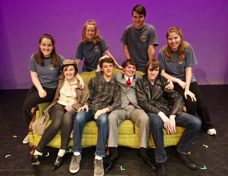 Tigard High seniors are in the director's chair for weekend production