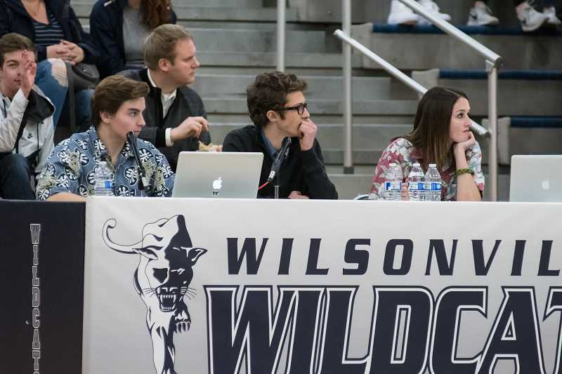 Wilsonville students start broadcast network