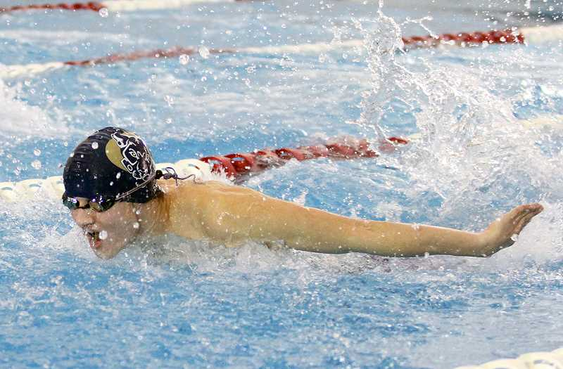 Swimming: Canby's success continues at the state meet