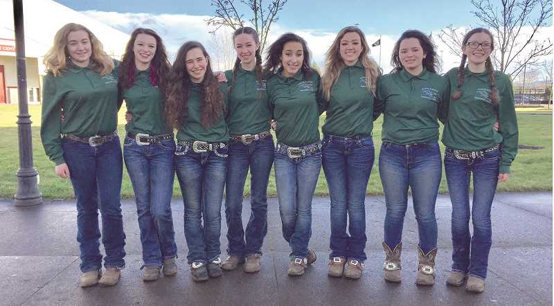 North Marion is 5th at first equestrian event