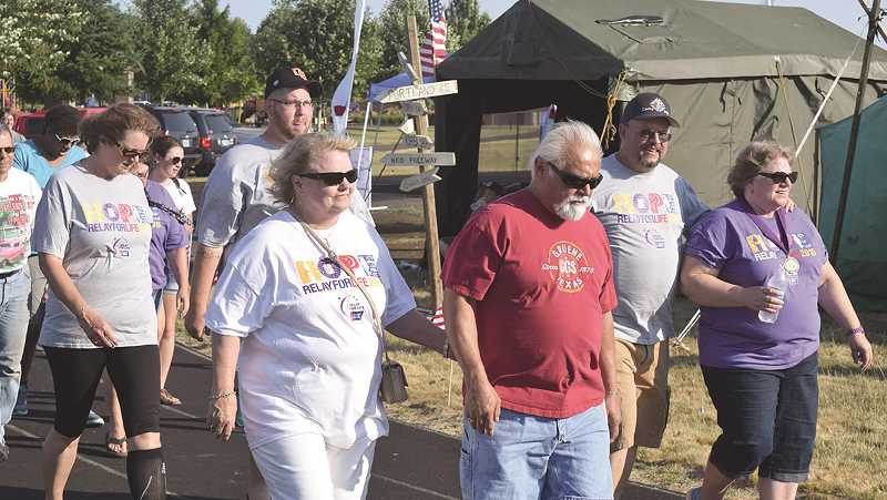 Canby's 2017 Relay for Life undergoing changes
