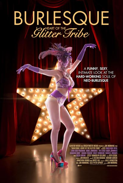 COURTESY PHOTO - 'Burlesque: Heart of the Glitter Tribe'
