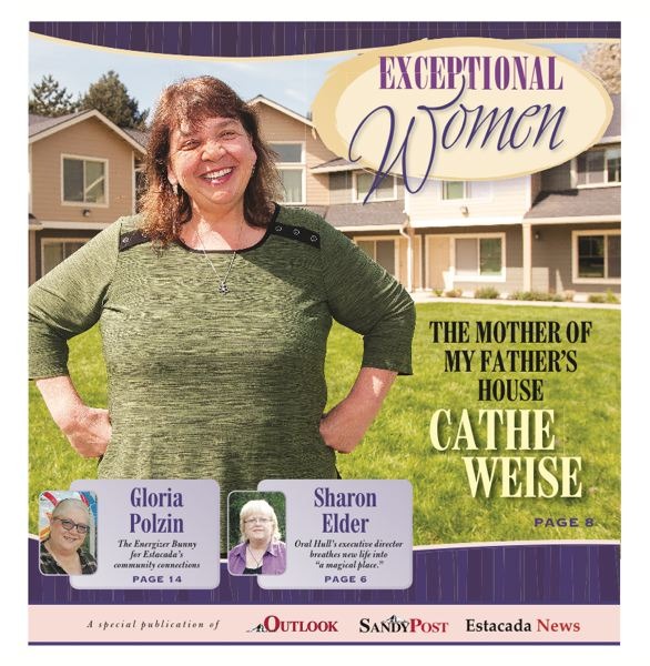 Who is your nomination for annual Exceptional Woman special publication?