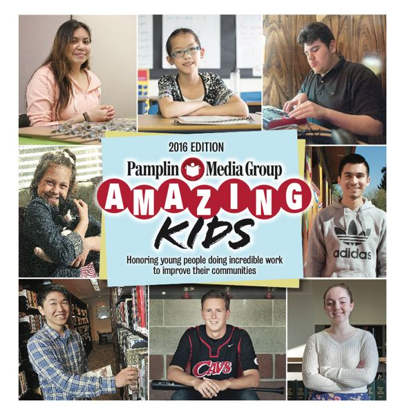Do you know an Amazing Kid?