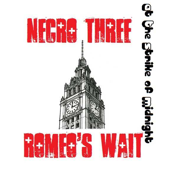 COURTESY OF NATHAN CONNIRY - Nathan Conniry's newest album is entitled Necro Three: Romeo's Wait