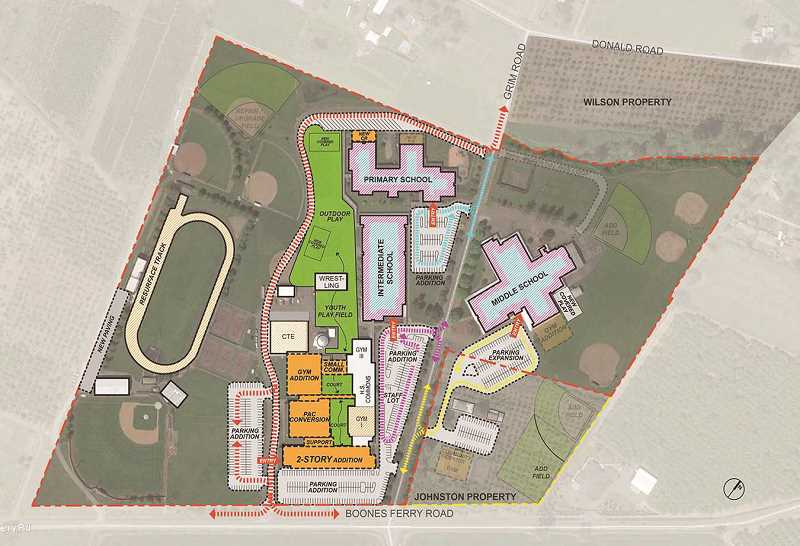 North Marion adds 15 acres to campus