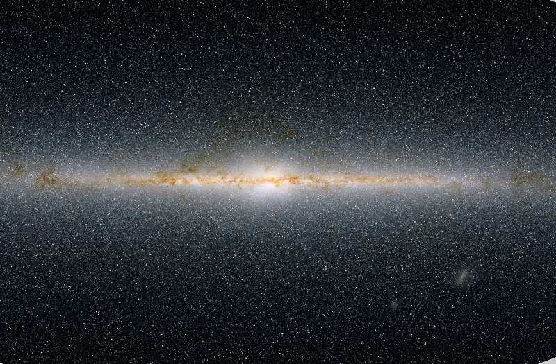 Planetarium showcases Milky Way 'in all its glory'