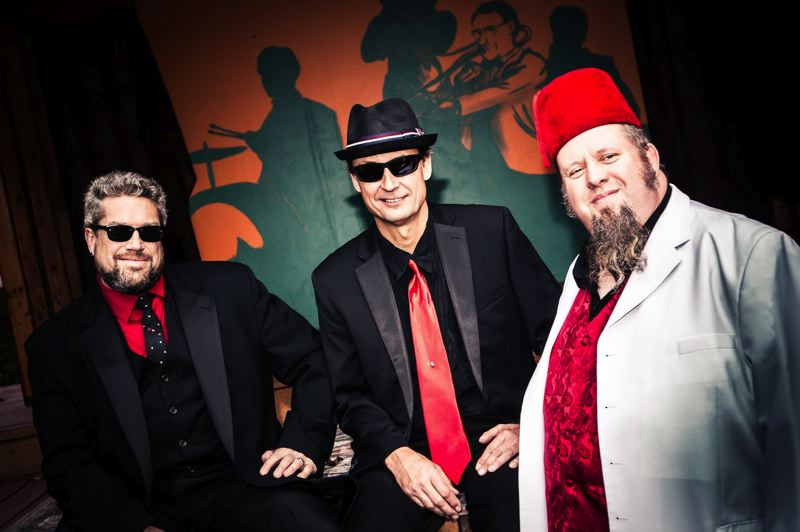 SUBMITTED PHOTO - CD Woodbury and his band are coming to the Winter Blues Music Festival on March 11.