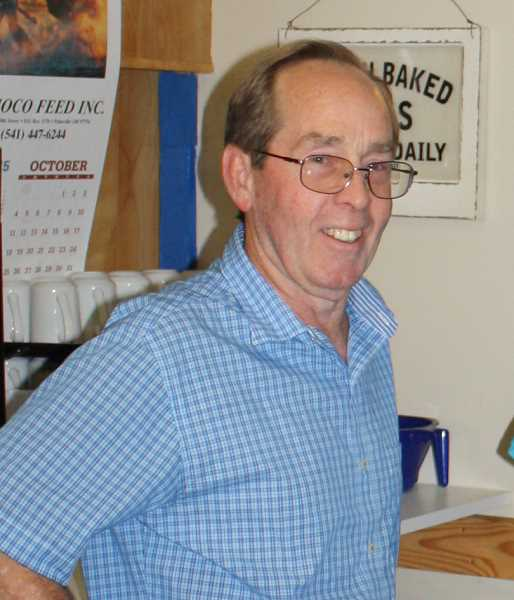 CENTRAL OREGONIAN FILE PHOTO - John Marsh, co-owner of Dad's Place passed away Sunday.