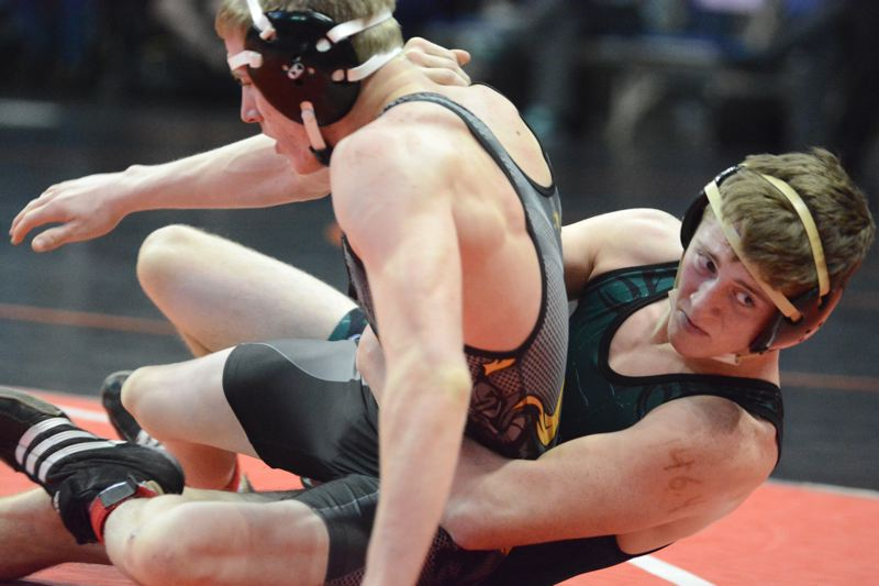 Drury scores three pins on his way to fourth place