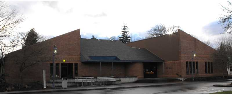Woodburn chamber office moves to city hall